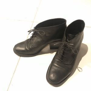 Rachel Comey ibex lace up booties sz 5.5
